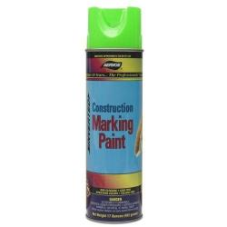 Paint, marking, construction, flor green