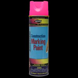 Paint, marking, construction, flor pink