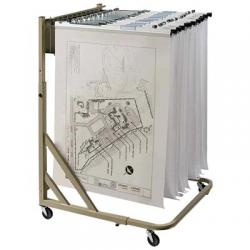 File stand, mobile