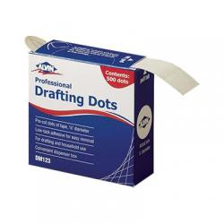 Drafting dots, 500bx
