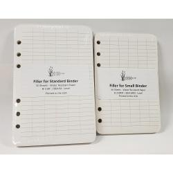 Level Filler Sheets - Mini, 4-1/8 x 6-1/2