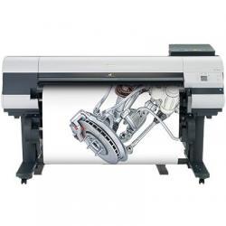 """Canon imagePROGRAF 840, 44"""" printer, 5 color"""