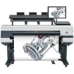"Canon imagePROGRAF 850MFP, 44"" printer, 40"" scanner, 5 color"