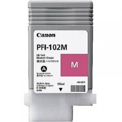 PFI-102M, ink cartridge, dye magenta, 130ml