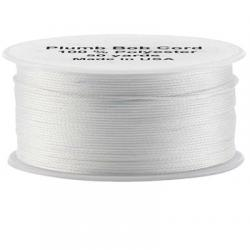 Bob cord, medium, white, Site Pro #15-002-W