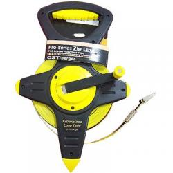 Measuring tape, fiberglass, metric, 30m