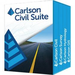 The Carlson Civil Suite (Civil, Survey, Hydrology, GIS)