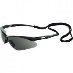 Protective Eyewear/Glasses, Octane black gray anti-fog