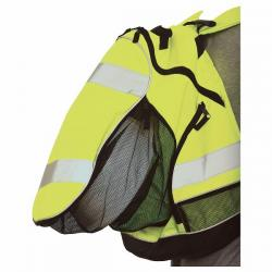 Back Pack, Hi-Viz Yellow