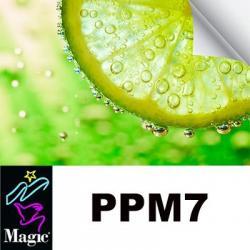 "Inkjet, polyproplene banner, matte, PPM7, 36x10', 9 mil, 3"" core"