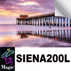 "Inkjet, 24x100', Siena-200L, 8 mil, luster photo paper, 3"" universal core"