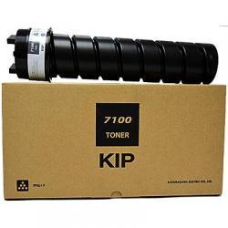 Xerographic toner, KIP7100, 2 cartridges (300 gm ea)
