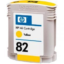 HP500, ink cartridge, yellow, #82, 69ml