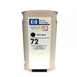 HPT1100, ink cartridge, matte black, #72