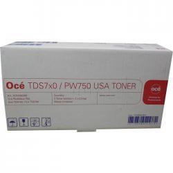 Xerographic toner, TDS700/750, PW750 (2x500gr)