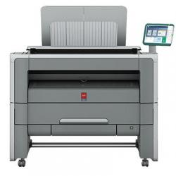Plotwave 340, b/w printer/copier w/color scanner