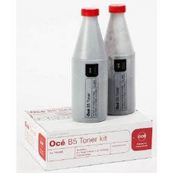 Xerographic toner, B5, TDS300/400/600, (2x450gr)