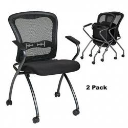 Deluxe Folding Chair with ProGrid Back