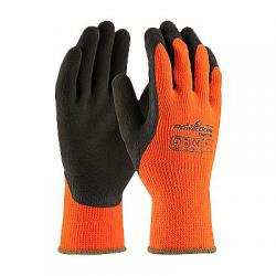 Gloves, powergrab, thermo, coating palm & finger tips, large