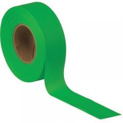 Tape, arctic flagging, green glow