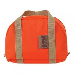 Tribrach bag, orange