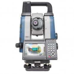 "iX-503 Robotic Total Station, 3"" Angle Measurement"