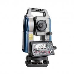 "Sokkia iM-55 Total Station, PSBL, w/S-Display, BT, LP, 5"" angle accuracy"