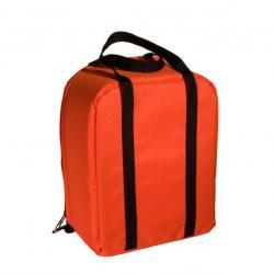 Triple prism bag