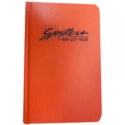 Level book, hardbound, small, B-150M, E64-64M