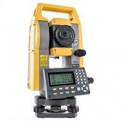 GM-105 Total station - Single Display, Reflectorless, Bluetooth, TSShield, laser plummet, USB Host