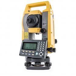 GM-102 Total Station - Single Display, Reflectorless, Bluetooth, TSShield, laser plummet, USB Host