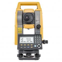 GM-103 Total Station - Single Display, Reflectorless, Bluetooth, TSShield, laser plummet, USB Host