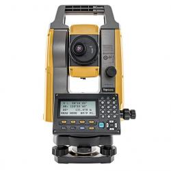 GM-55 Total Station - Single Display, Reflectorless, Bluetooth, laser plummet, USB Host