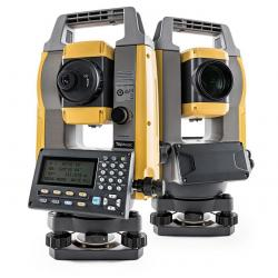 GM-52 Total Station - Dual Display, Reflectorless, Bluetooth, laser plummet, USB Host