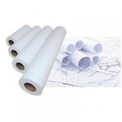 Xerographic bond, taped, 20#, 24x500