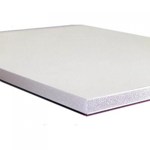 Foam core board, white, 32x40, 25 shts per ctn