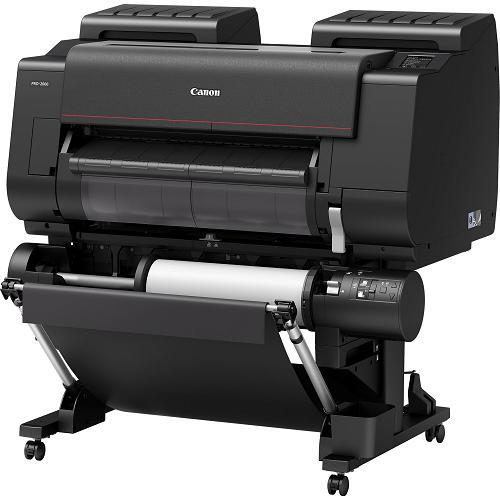 "Canon imagePROGRAF Pro-2000 MFR, 24"" printer, 11 color + chrome optimizer"