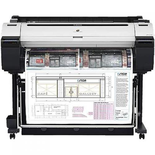 "Canon imagePROGRAF 770, 36"" printer, 5 color  ""1 YEAR WARRANTY"""