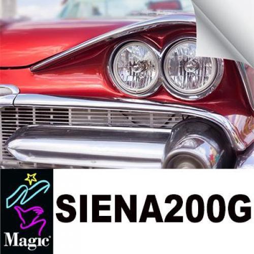 "Inkjet Siena 200 glossy photo paper, 36x100ft, 8 mil, 3"" universal core"